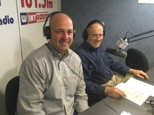 Small business coaches on the radio