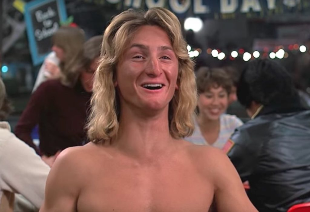 Spicoli - Fast Times at Ridgemont High