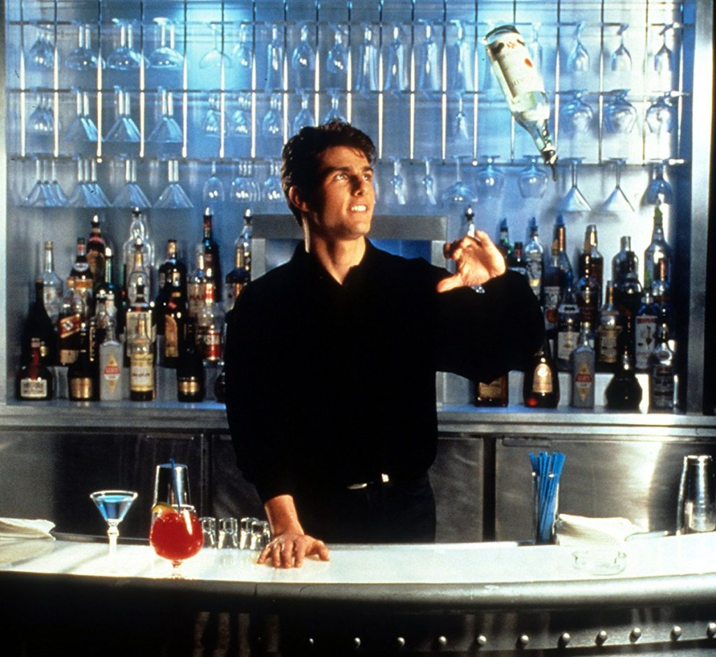 Cocktail with Tom Cruise - Flugelbinder